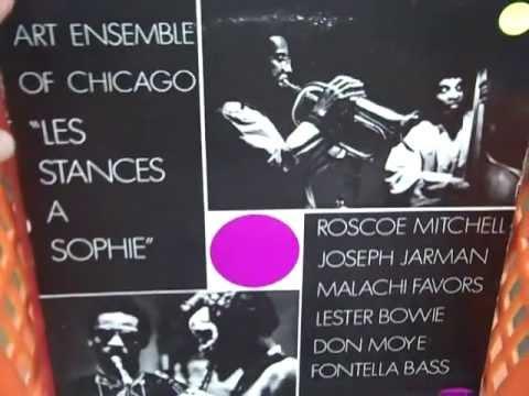 Free Jazz, Spiritual Jazz and 20th Century Classical at Princeton Record Exchange June 2013