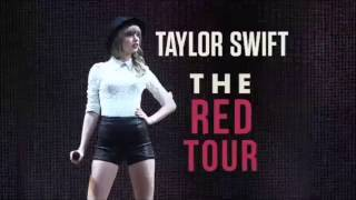 Taylor Swift - The RED tour (DVD chamada)