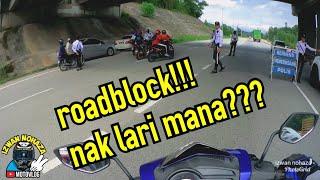 ROADBLOCK POLIS | REDAH KE NAK LARI???