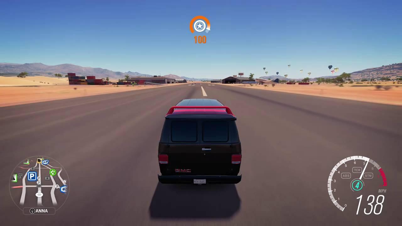 Forza Horizon 3 The A Team
