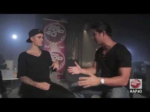 Justin Bieber tells Dom Lau about his upcoming new album!