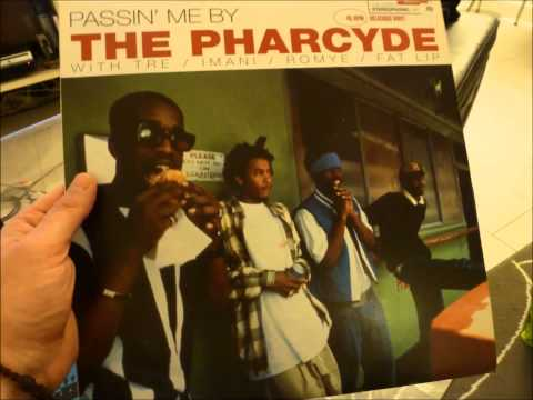 the pharcyde - passin' me by (brixton flavour 12'') - 93'