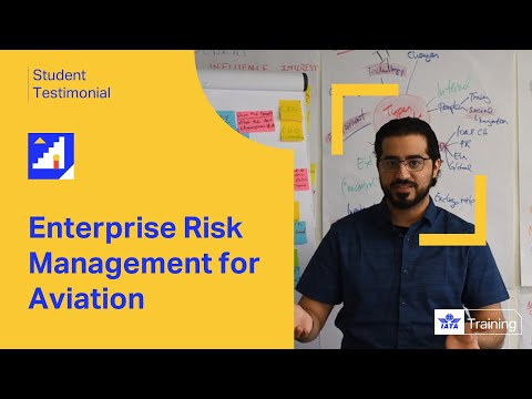 IATA Training | Enterprise Risk Management for Aviation | Student Testimonial