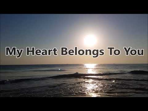My Heart Belongs To You - Inspirational Country  Wedding Song - Lifebreakthrough