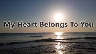 My Heart Belongs To You - Inspirational Country  Wedding Song - Lifebr