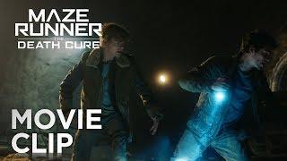 "The Maze Runner: The Death Cure | ""Cranks Tunnel"" Clip | HD | OV | 2018"
