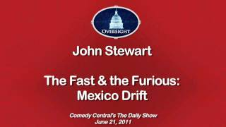 "The Daily Show: ""The Fast & The Furious: Mexico Grift"""