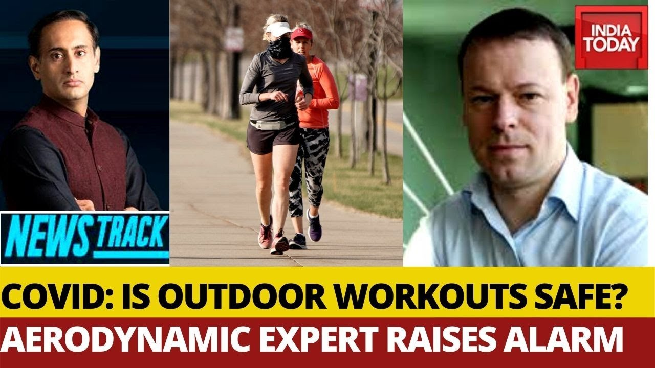 COVID-19: Why People Exercising Outdoors Should Maintain Greater Distances?; Bert Blocken Explains thumbnail