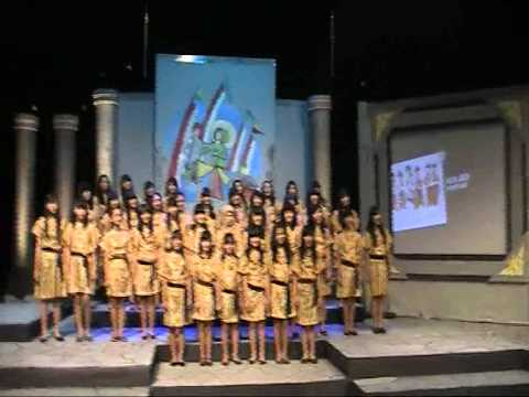 Paduan Suara SMPN 2 Bandung