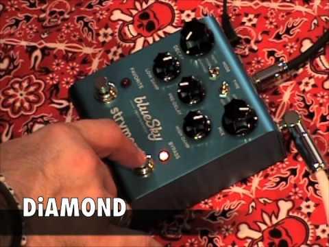 strymon blue sky reverberator reverb guitar effects pedal demo youtube. Black Bedroom Furniture Sets. Home Design Ideas