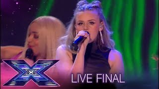 Real Like You: The Girls Sing Demi Lovato's 'Sorry Not Sorry'| Round 1 | The X Factor 2019: The Band