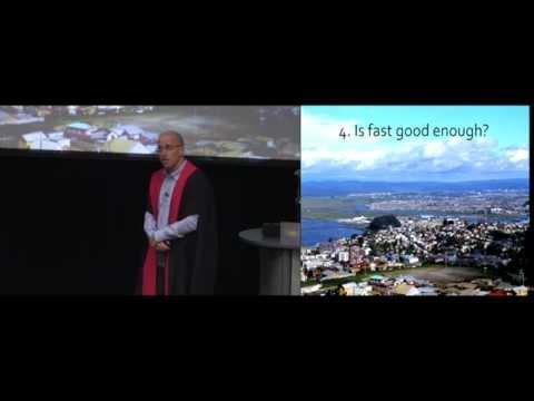 The economics of earthquakes - Professor Ilan Noy