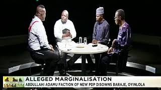 Journalist Hangout 15th May, 2018 | nPDP Accuses APC of Marginalisation