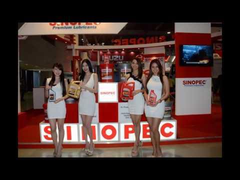 Sinopec Trade Show