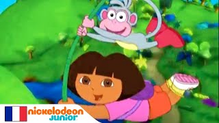 Dora l'Exploratrice | Générique | NICKELODEON JUNIOR