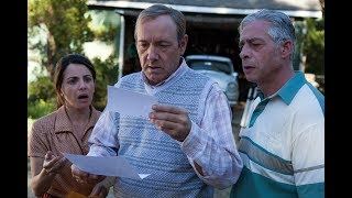 kevin Spacey Behind The Scenes of 'Envelope', 'The Ventriloquist', 'Spirit of a Denture'