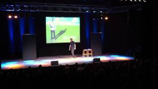 Stephen Merchant - Hello Ladies - Vicar St - Dublin - 23.11.11
