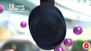 Bluetooth-наушники JBL E65BTNC