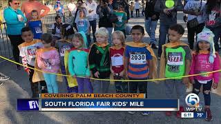 South Florida Fair Kids' mile