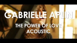Gabrielle Aplin - The Power Of Love - Acoustic [ Live in Paris ]