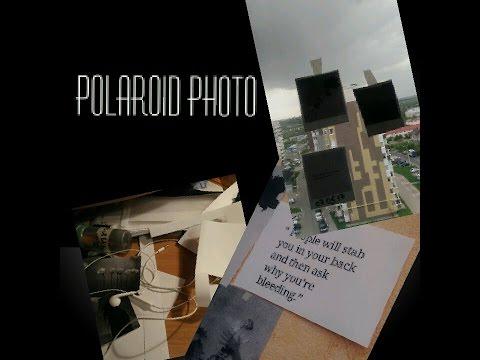 Как сделать полароидные снимки фото 279