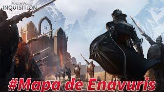Dragon Age Inquisition - QUEST: Mapa de Enavuris