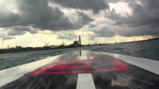 LSB Racing 2013 International Offshore Powerboat Race front view