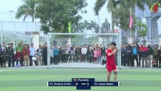 Trực Tiếp : Bán Kết 2. Fc Quảng Châu vs Fc Nam Biên . Giải Bóng Đá ĐTBT Mở Rộng Năm 2019