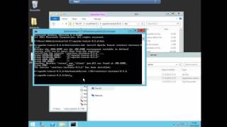 Apache Tomcat İnstallation(Windows Server)