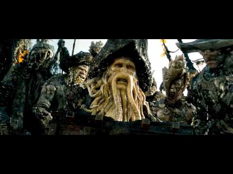 Pirates Of The Caribbean: Dead Man's Chest - Official® Trailer [HD]