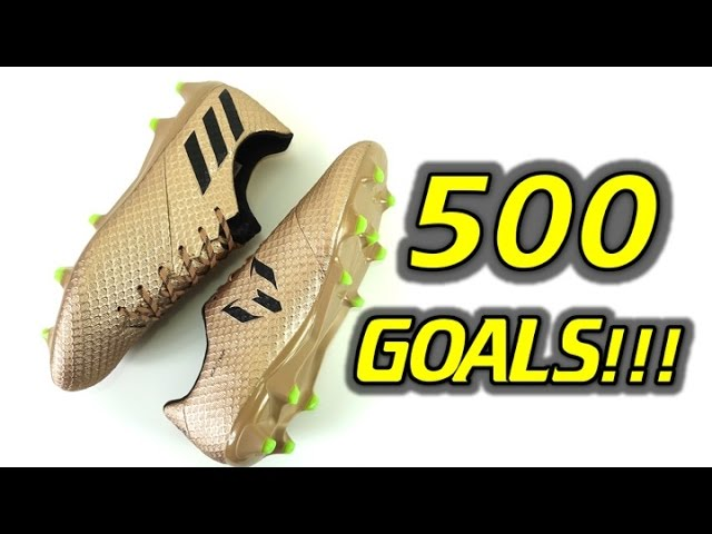 266c5b3f848 Adidas Messi 16.1 (Turbocharge Pack) - One Take Review + On Feet - YouTube