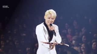 [KOR/ENG] 190414 XIA 김준수 지니타임 - J POP & K POP 부르기 (sweet memories,연분홍 빛 춤출 무렵,ALWAYS,체념)