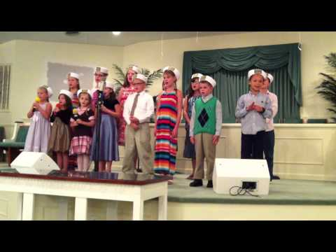 Patch Kids Sing - Be Ye Kind to One Another