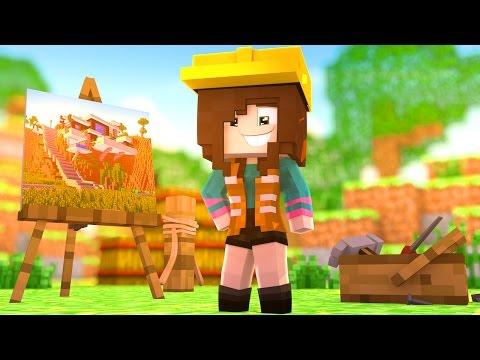 Minecraft: A CASA NA MONTANHA!!   HARDFROQUES #4