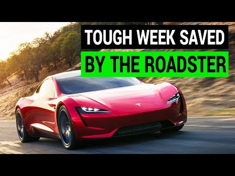 LIVE - Weekly Recap of Electric Car News