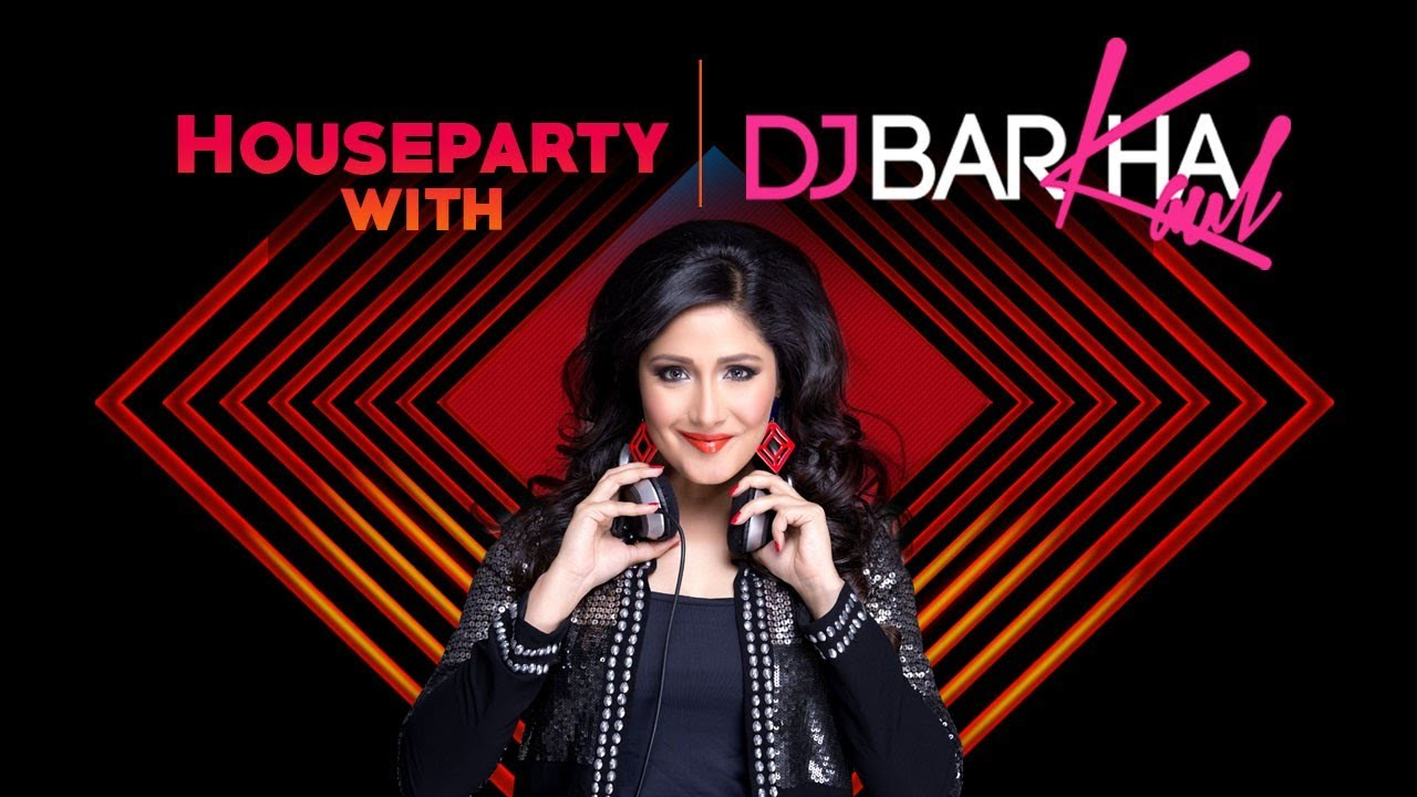 Houseparty With DJ Barkha Kaul | Party With Times Music