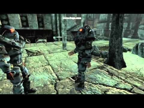 Fallout 3 моды анклав