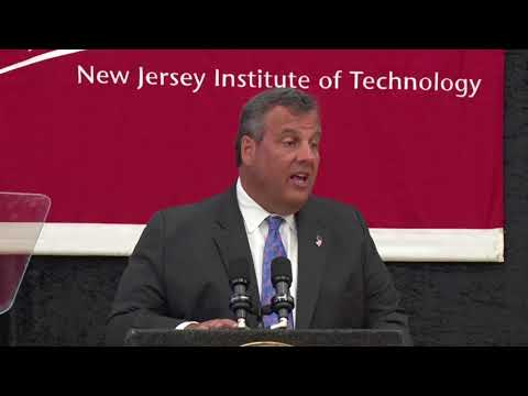 Gov. Christie: Newark Students Are Achieving Because We Put Them First And Politics Last
