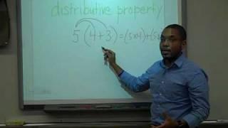 3.OA.5 / 6.EE.3 / 7.EE.1 / 8.EE.2.b - Distributive Property