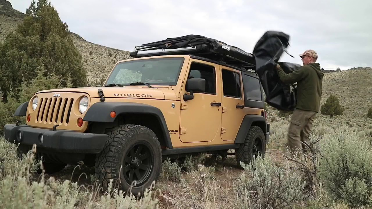 Jeep Camping Overland Style Remote Oregon High Desert