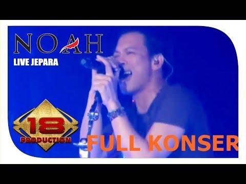 NOAH ~ DI SERBU PARA SAHABAT NOAH ..  (Live Konser Jepara)