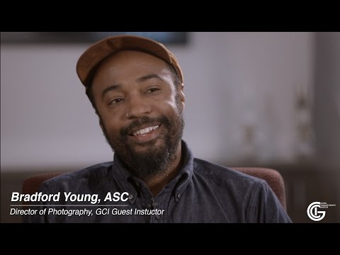 """""""Exploring Visual Style"""" with Bradford Young, ASC"""