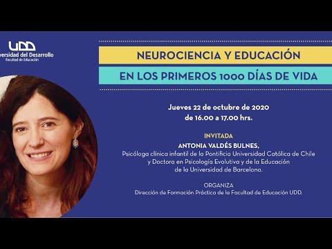 Charla: Neurociencias y educación en los primeros 1000 días de vida