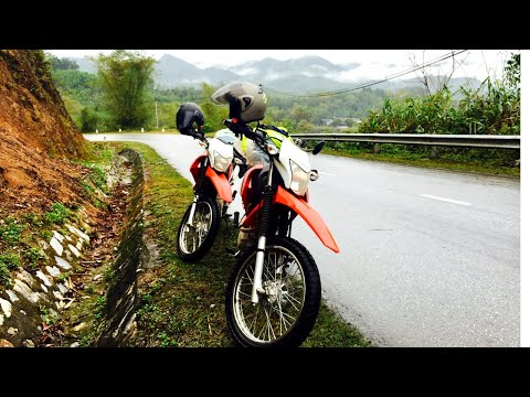 Motorbike trip around Northern Vietnam | Ba Be lake, Bacha, Ha Giang, Sapa, Moc Chau, Mai Chau