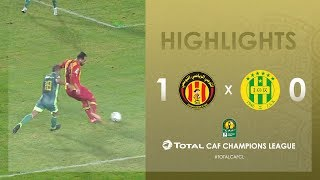 Espérance de Tunis 1-0 JS Kabylie   HIGHLIGHTS   Match Day 2   TotalCAFCL