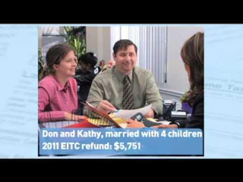 United Way Erie FREE Taxes - 2013 PSA