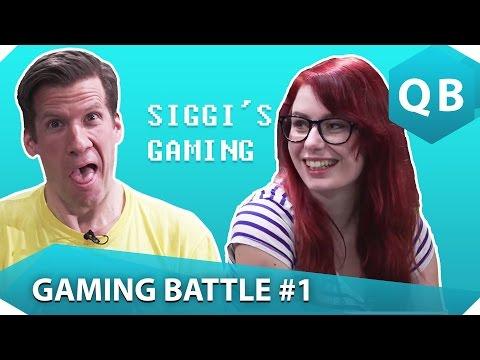 Vicki & Sina vs. Fabian² | Siggis Gaming Battle