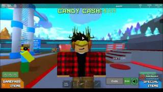 FIrst roblox vid for this account | Two Player Candy Tycoon
