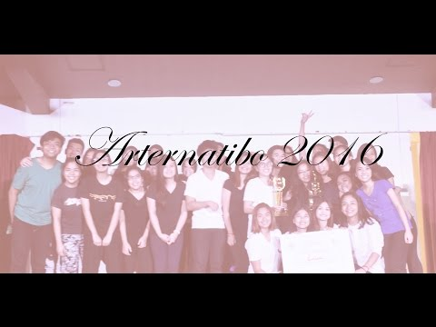 Arternatibo 2016 - Juniors' Winning Performance