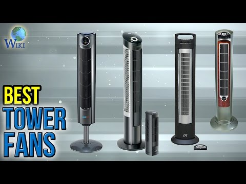 8 Best Tower Fans 2017